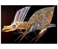 Ао-Хо, из цикла Золотые звери чужих цивилизаций