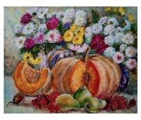 Осенний натюрморт 1
