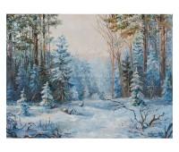 Лес зимой